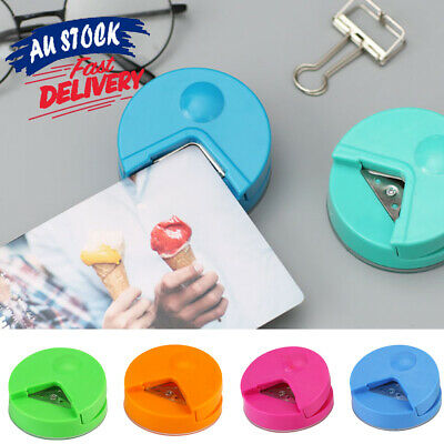 Corner Rounder AU Card Photo Craft Paper Punch Cutter Tool Scrapbooking