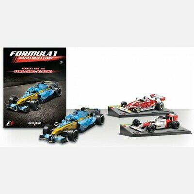 Formula 1 Auto Collection Die Cast 1/43. Centauria***Select The Model***
