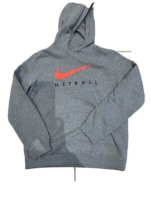 Nike Netball Hoodie Large (age12-13) EXCELLENT CONDITION