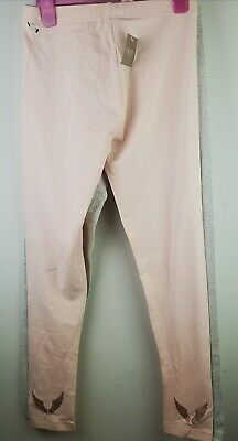 next 2 girls twin pack leggings grey / pink new size 12 new with tags