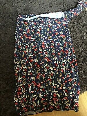 Lovely floral shorts with wrap over skirt Zara brand girls age 10-11 years adult