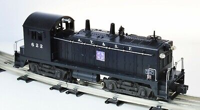 Lionel | Spur 0 | NW-2 Switcher No. 622 A.T. & S.F. | reines Vitrinenmodell