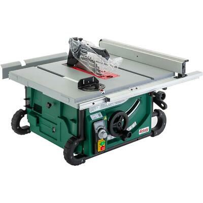 "Grizzly G0869 10"" 2 HP Benchtop Table Saw with Riving Knife"