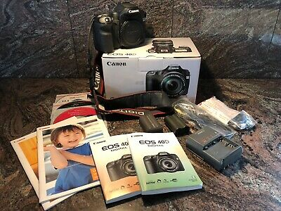 Canon EOS 40D Digital SLR Camera DS126171