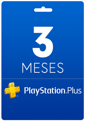 PSN 1 Month PlayStation PS - PSN Plus PS4 - WORLWIDE - [NO CODE]