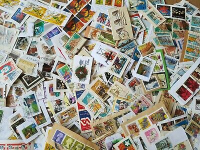 Worldwide 80 Grams Sorted Used Stamps Charity Kiloware Collection Mixture Lot 02