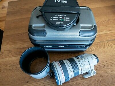 Canon EF300mm F2.8L IS USM lens - Very Good Condition