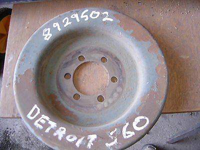 detroit series 60 damper
