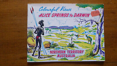 Colourful Views Alice Springs To Darwin Northern Territory Photo Book Souvenir