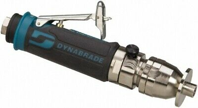 """Dynabrade 51862 - .4 hp Trim Router 30,000 RPM Front Exhaust 1/4"""" Collet"""