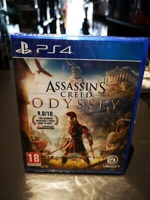 assassin s creed odyssey ps4