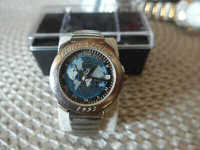 Time Of The World 1993 Herrenuhr