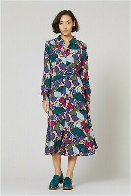 Gorman Black Forrest Shirtdress Size 8. New With Tags!