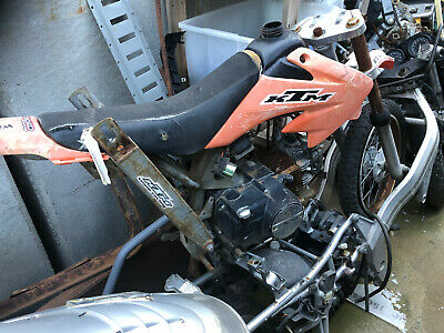 Pit Bike 4 Stroke Shita Parts