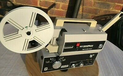 Eumig 822 Sonomatic Super 8 High Quality Sound Projector
