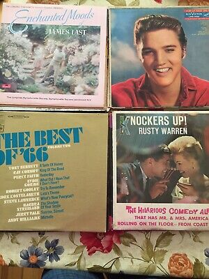 Pick Your 2 Records From A Huge Lot Of Classic Vinyl Lp Records 2 For $6