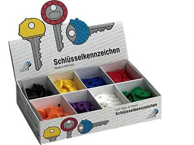 Homexpert Key Cap 200er Display Colourful 25x20mm
