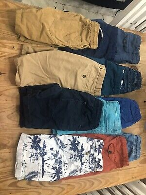 Bundle of Boys Shorts Age 9-10 River island, Next, George