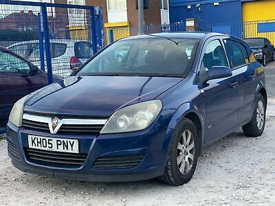 Vauxhall/Opel Astra 1.7CDTi 16v ( 80ps ) 2005MY Club Excellent Runner Bargain