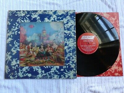 The Rolling Stones Lp Their Satanic Majesties Request MONO London NP-2 1967 3-D