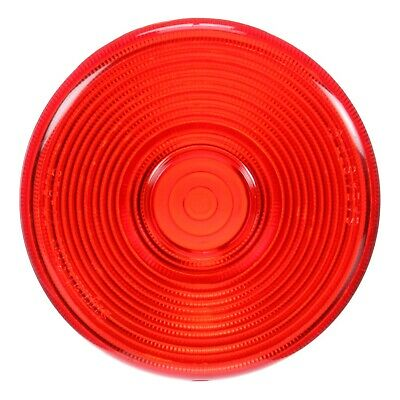Truck-lite 8936 ~ RED ~ Replacement Lens For Single sided light