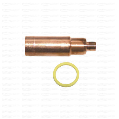 Injector sleeve made for Volvo Penta 3582429 with gaskets replaces#: 3581536