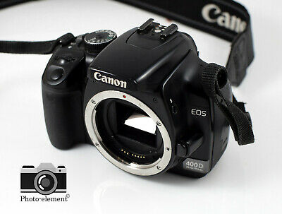 Canon EOS 400D DSLR Body FAULT SPARES REPAIRS PARTS ONLY