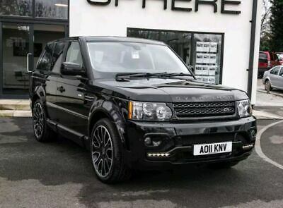 Range Rover Sport Overfinch 2011, FSH, Auto, TV, Fridge, Satnav.