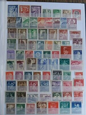 German Stamps 40's Nazi Period