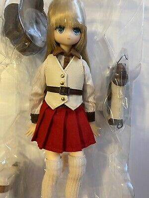 AZONE Alvastaria Neil Day of Departure II 1//6  Fashion Doll Figure w// Tracking