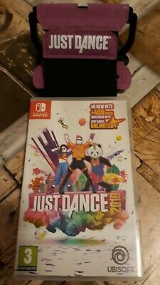 Nintendo Switch - Just Dance 2019 incl.Dance Band - TOP