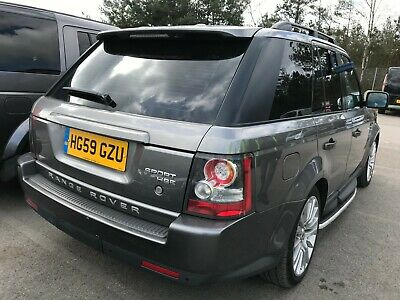 2010 Land Rover Range Rover Sport 3.0 Tdv6 Hse - Satnav, Leather, 11 Services
