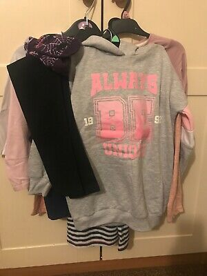 Girls Clothes Mixed Bundle Age 6-7 Years
