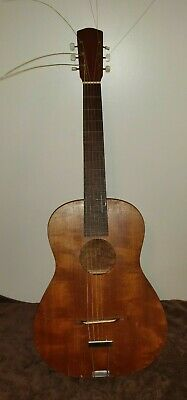 Vintage Parlor Guitar Riviera -Made in Germany-
