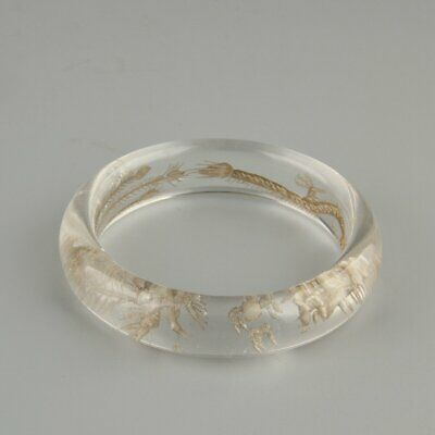 Chinese Exquisite Handmade Crystal bracelet