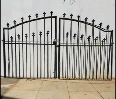 Wrought iron Gates And Panels