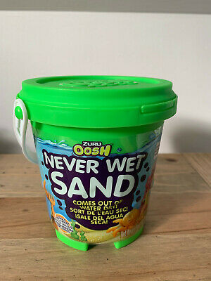 Kids toys - never wet sand