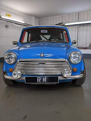 Classic road rally Mini 1000cc with good upgrades  FULL MOT WHEN SOLD