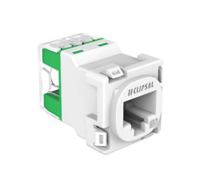 Clipsal CAT6 Data Mech RJ45 (30RJ45SMA6C) Computers, Networking, Communication