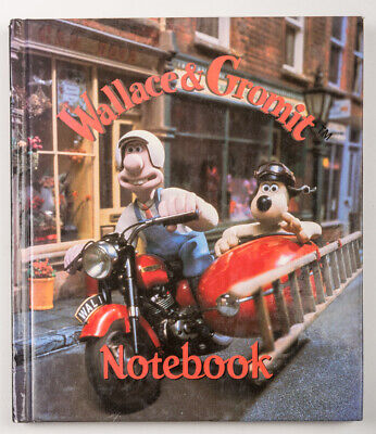 Wallace & Gromit Notebook (1996, Harcover)