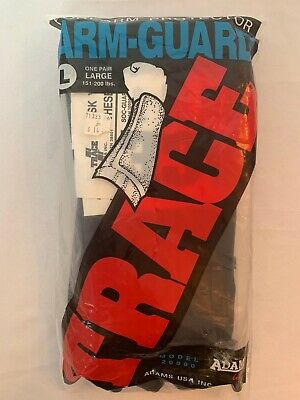 ADAMS TRACE HAND GUARD PLUS  1 PAIR NEW FOOTBALL #26000