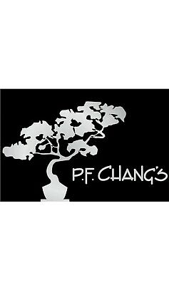 $50 P.F. Chang's E - Gift Card PF Chang's (READ DESCRIPTION)