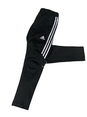 Boys Adidas Slim Fit Tracksuit Bottoms Sports Pants Gym Joggers Age 9/10