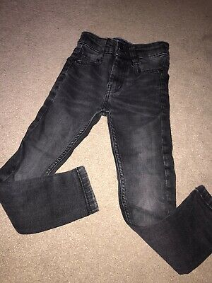 Boys Super Skinny Next Jeans Age 4 Years