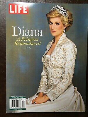 Life Diana A Princess Remembered  Brand New