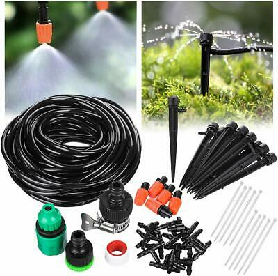 Kit d'irrigation Goutte 20M Kit Micro Irrigation Goutte à Goutte Jardin Auto