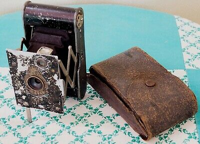 RARE Kodak VPK Soldiers Camera-WWI-with Australian soldiers name and battalion