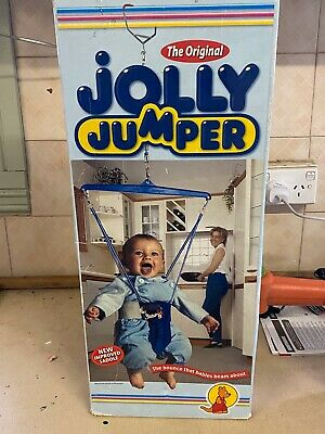 Baby Jolly Jumper As New with Box