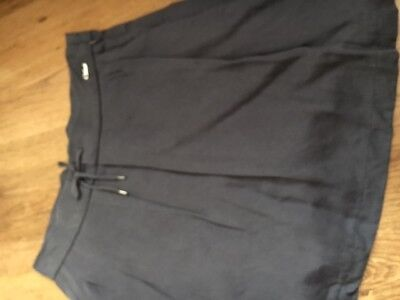 Girls Age 14 Chloe Junior Grey Lined  Lyocel Skirt Good Condition 100% Authentic