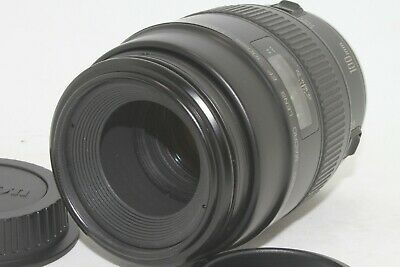 Canon EF 100mm F2.8 MACRO AF Lens for EF EOS [Exc+++] From JAPAN F/S